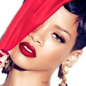 Rihanna for RiRi hearts MAC