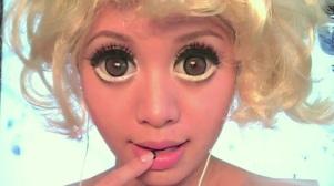 big-eyes-lady-gaga-michelle-phan-Favim_com-168635