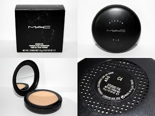 MAC Studio Fix Powder Plus Foundation C4 (2)