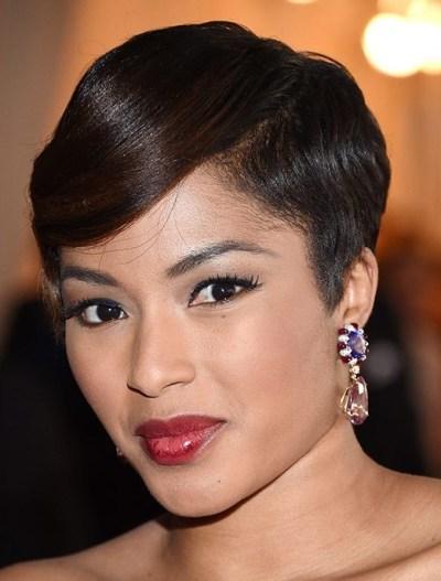alicia-quarles-2014-met-gala-ball-beauty-hair-makeup