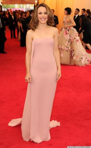 Rachel McAdams in Ralph Lauren Gown