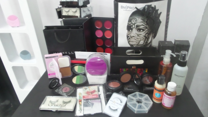 Sacred Makeup Artistry World Cup Giveaway