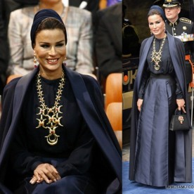 Sheikha-Mozah-Bint-Nasser-Al-Missned-Netherland-Royal-Inaugaration-of-Willem-Alexande.-Valntino