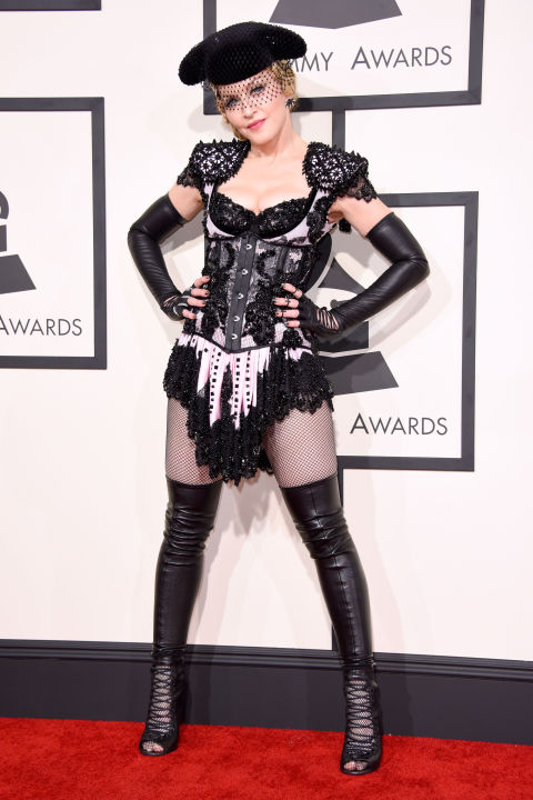 Madonna in Givenchy (Grammys)